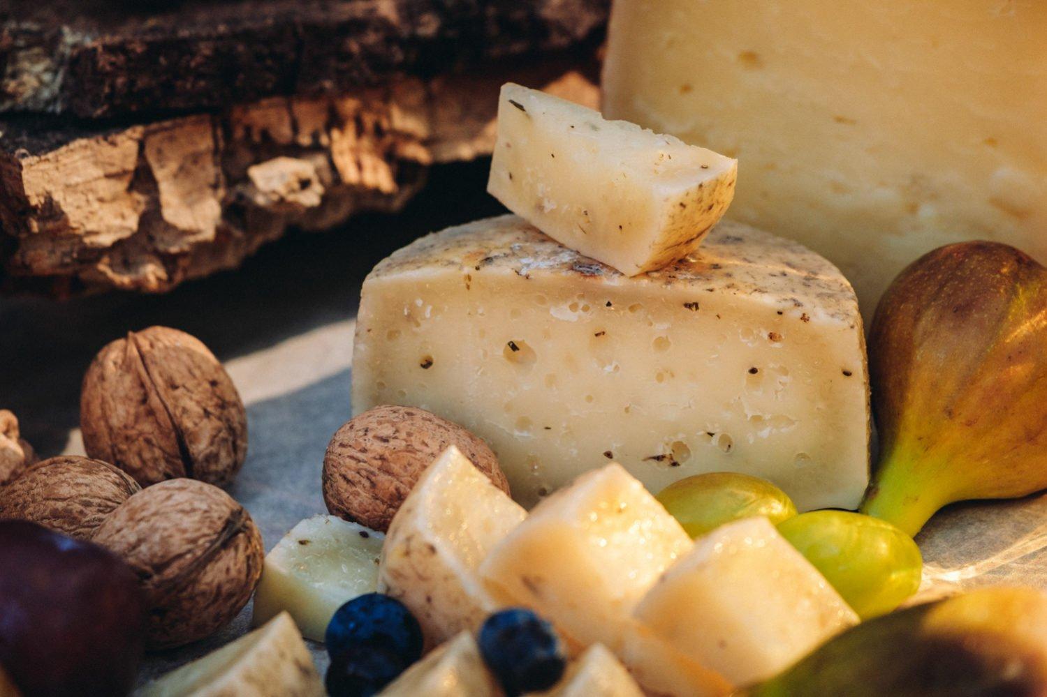 Сырный бар на свадьбу в Крыму