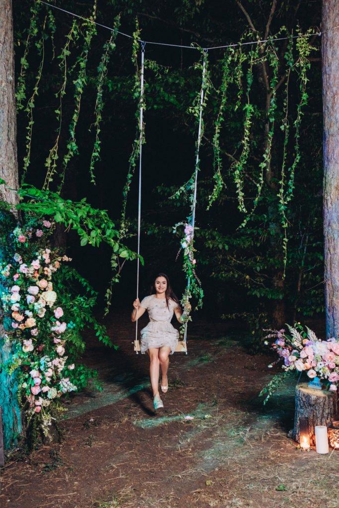 Организация лаунж зоны на свадьбу в Крыму