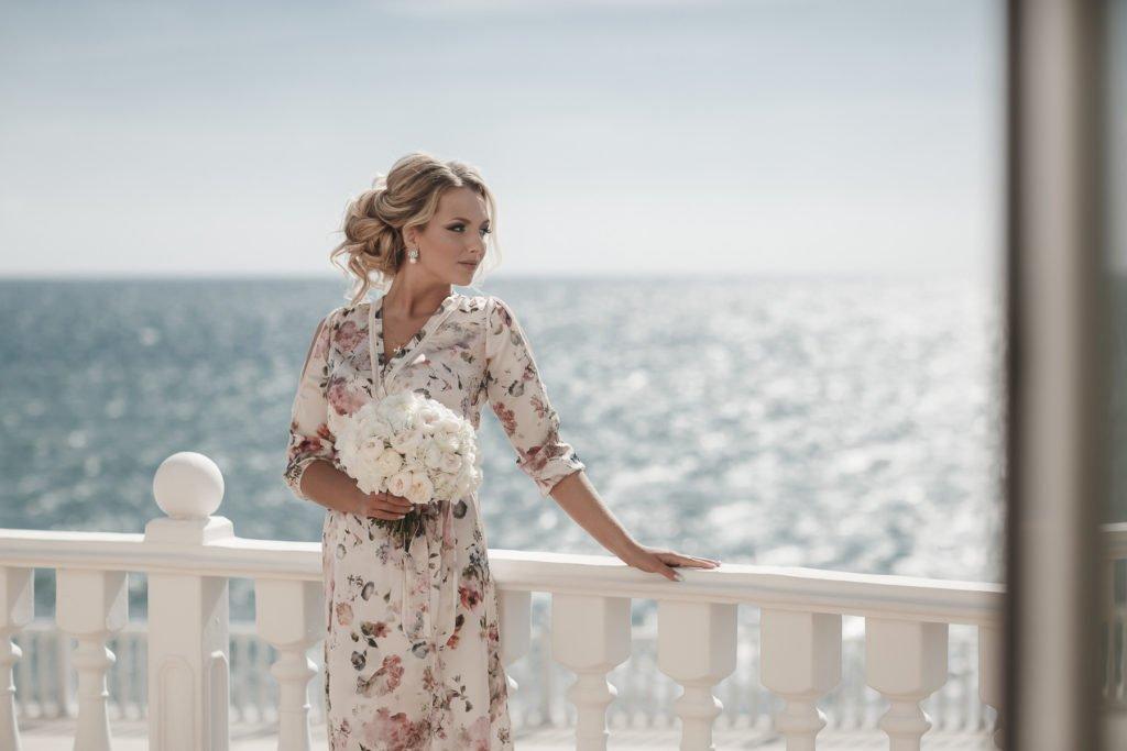 Сборы невесты в Крыму