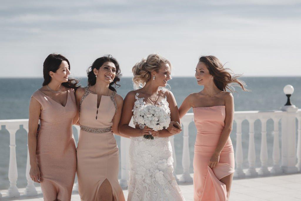 Сборы невесты Крым
