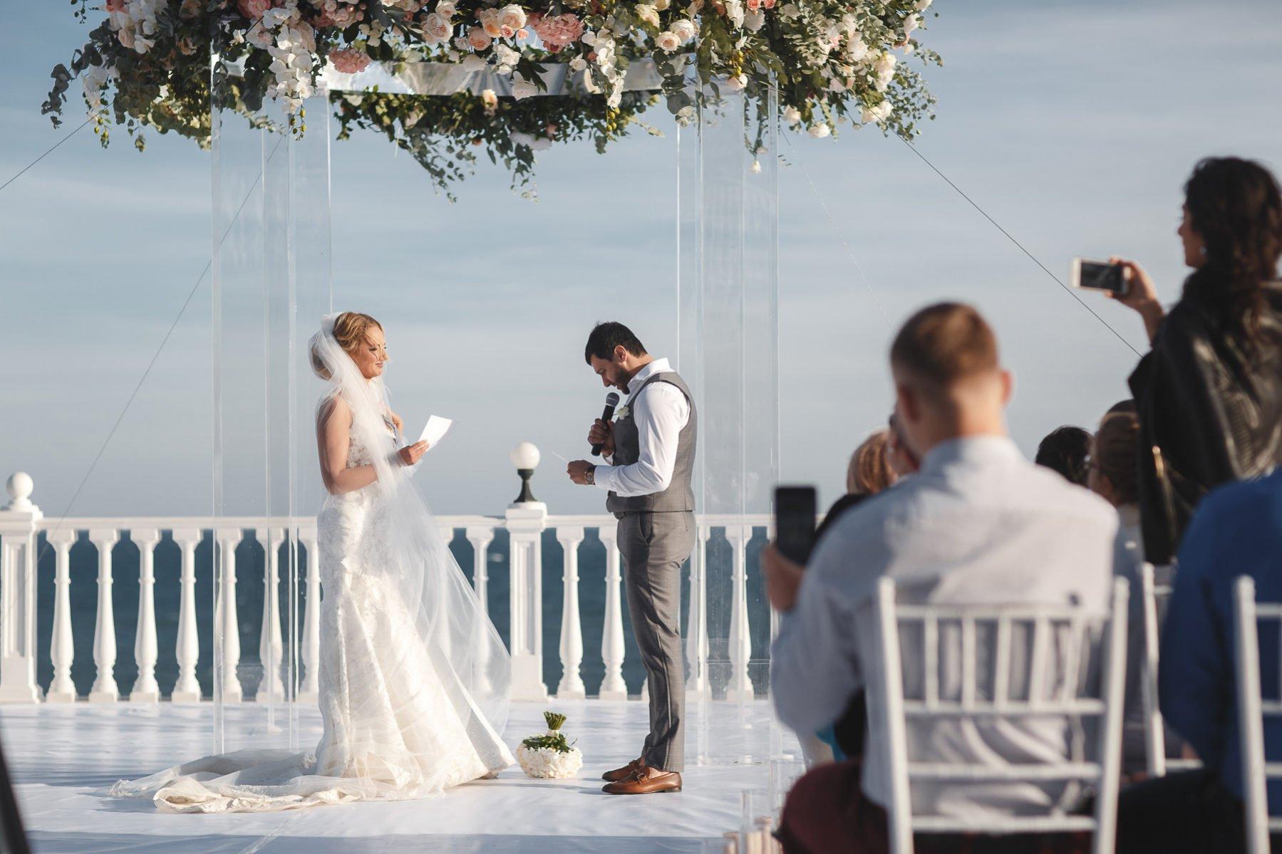 Красивая свадьба Крым