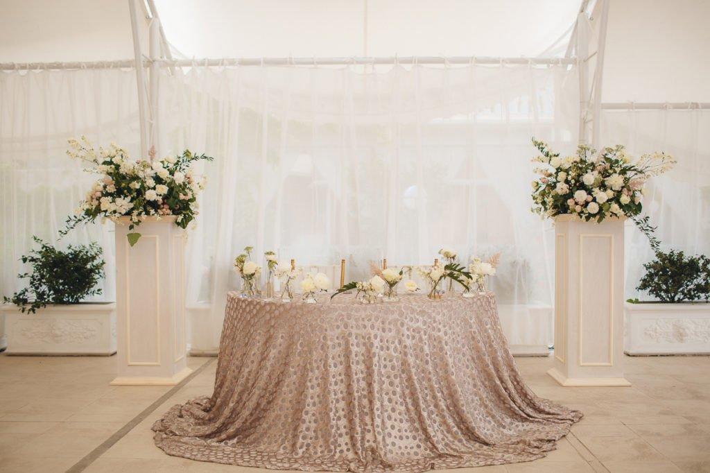 стильная свадьба в Крыму