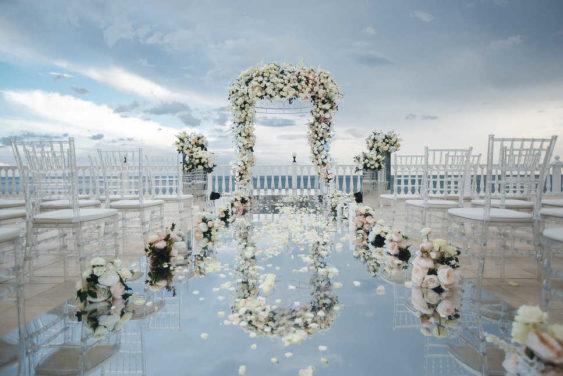 svadebnye-arki-4-563x376 Идеи оформления выездной церемонии: 7 беспроигрышных вариантов, картинка, фотография