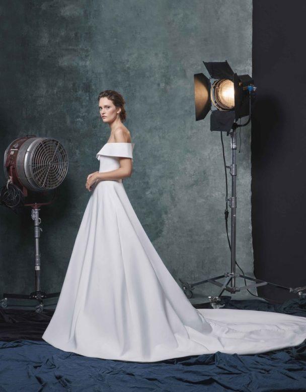 trendy-svadebnykh-platev-2019-13-608x778 Свадебное платье 2019: самые стильные тренды, картинка, фотография