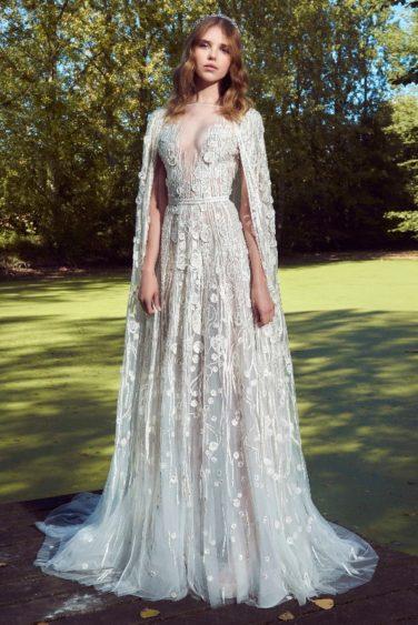 trendy-svadebnykh-platev-2019-15-376x563 Свадебное платье 2019: самые стильные тренды, картинка, фотография