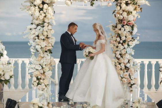 dekor-svadby-u-morya-563x376 Свадьба у моря, картинка, фотография
