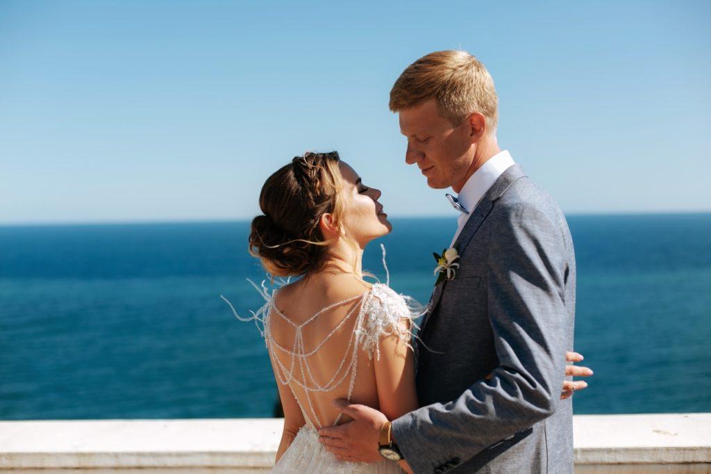 interesnaya-svadba-u-morya-1024x682 Свадьба у моря, картинка, фотография