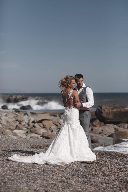 krasivaya-svadba-u-morya-530x796 Свадьба у моря, картинка, фотография