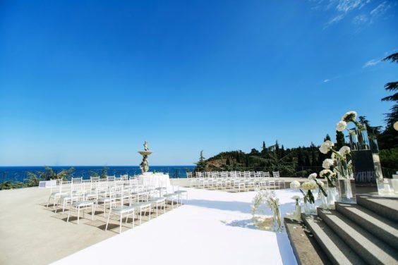 organizaciya-svadby-u-morya-564x376 Свадьба у моря, картинка, фотография