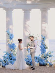 vyezdnaya-ceremoniya-v-krymu-5-225x299 Выездная церемония в Крыму. Выбираем свадебную арку, картинка, фотография