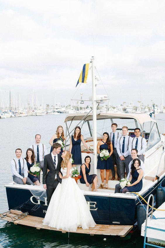 svadba-na-yahte-v-krymu Свадьба на яхте в Крыму: все, что нужно знать о морском путешествии в новую жизнь, картинка, фотография