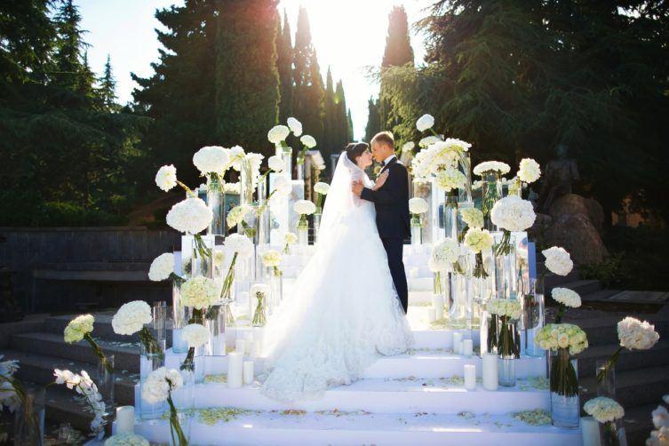 svadba-v-parke-ajvazovskogo-13-753x502 Свадьба в парке Айвазовского. Чем привлекательна эта площадка?, картинка, фотография