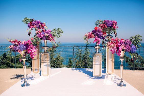 svadba-v-parke-ajvazovskogo-14-564x376 Свадьба в парке Айвазовского. Чем привлекательна эта площадка?, картинка, фотография