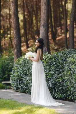 svadba-v-parke-ajvazovskogo-6-264x396 Свадьба в парке Айвазовского. Чем привлекательна эта площадка?, картинка, фотография