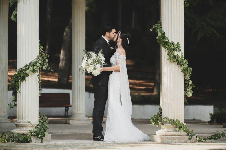 svadba-v-parke-ajvazovskogo-9-780x520 Свадьба в парке Айвазовского. Чем привлекательна эта площадка?, картинка, фотография