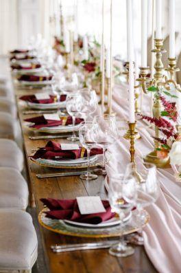 oformlenie-zala-2-2-264x397 Оформление зала для свадьбы. Разбираем по деталям, картинка, фотография