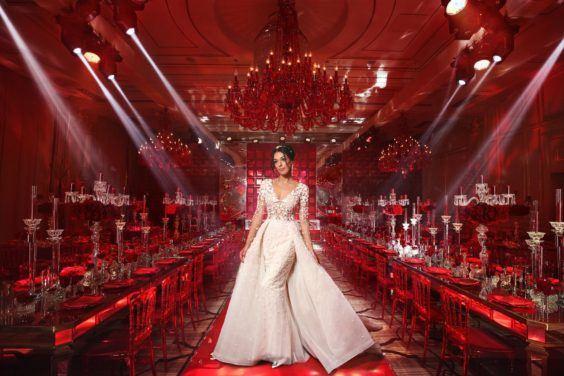 oformlenie-zala-2-564x376 Оформление зала для свадьбы. Разбираем по деталям, картинка, фотография