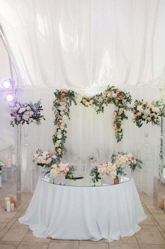 oformlenie-zala-5-563x845 Оформление зала для свадьбы. Разбираем по деталям, картинка, фотография