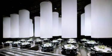 oformlenie-zala-9-374x187 Оформление зала для свадьбы. Разбираем по деталям, картинка, фотография