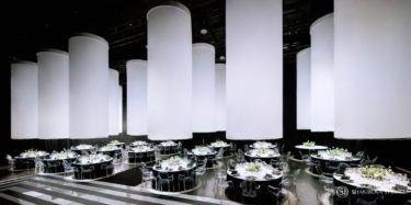 oformlenie-zala-9-375x187 Оформление зала для свадьбы. Разбираем по деталям, картинка, фотография