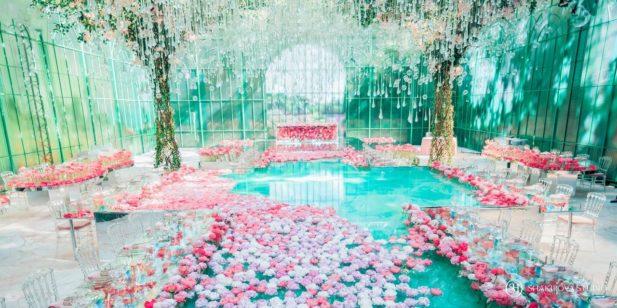 svadba-v-shatre-v-krymu4-617x308 Шатер в Крыму для свадьбы. Руководство от Goodwill Wedding, картинка, фотография