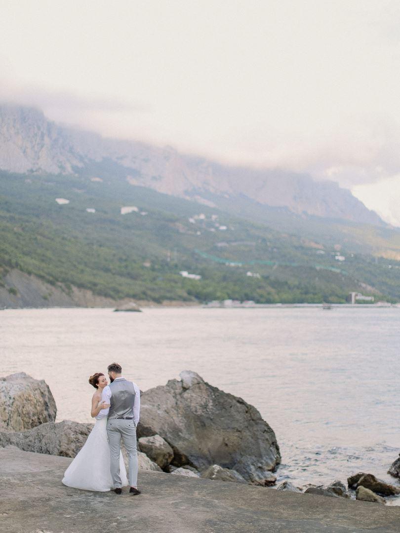 svadba-v-yalte-9 Свадьба в городе счастья. Организация свадьбы в Ялте, картинка, фотография
