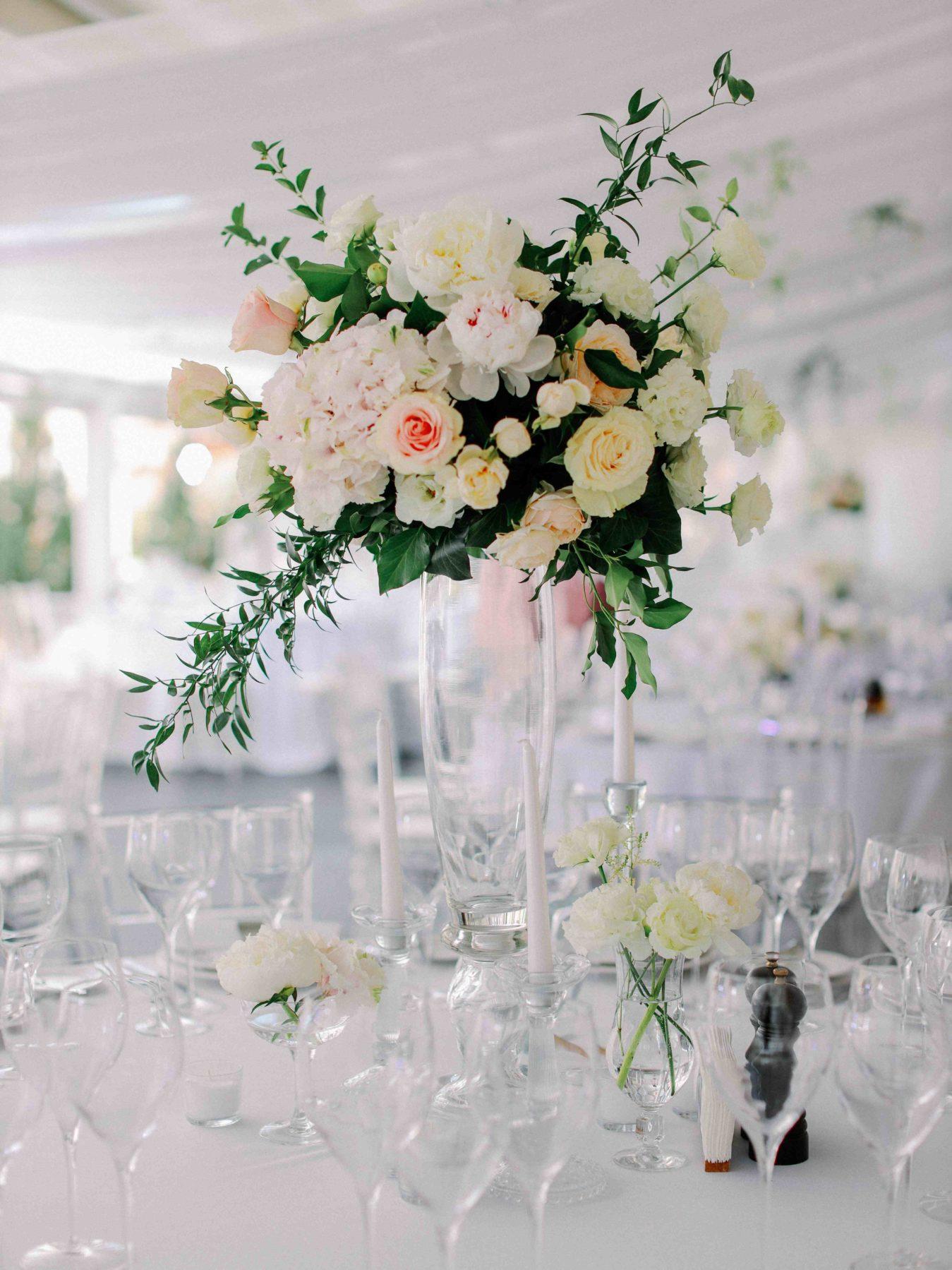 оформление свадебного банкета