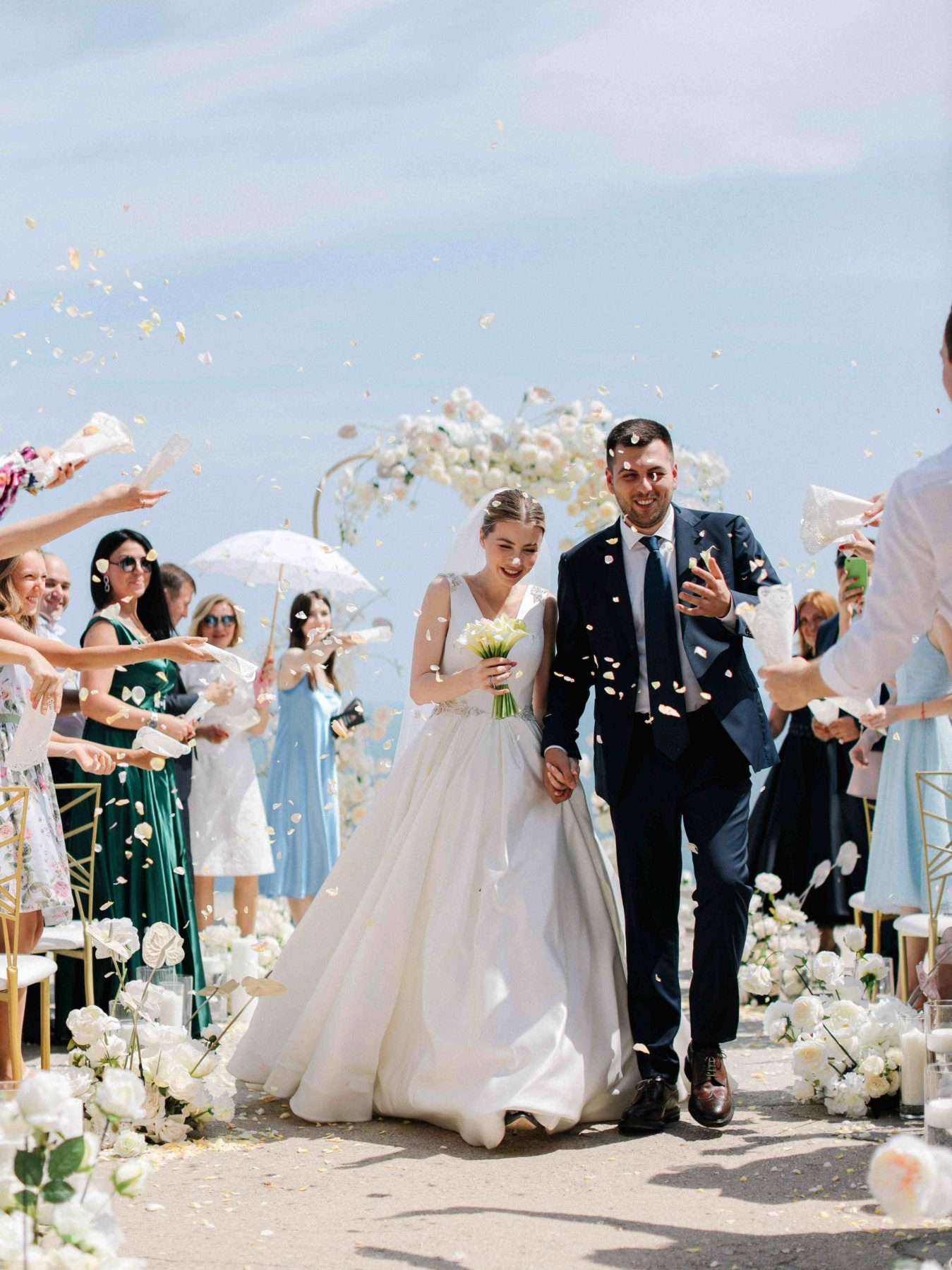 выездная церемония в Крыму