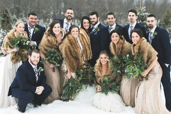 chto-nadet-na-svadbu-zimoj-gostyam Что одеть на свадьбу зимой гостям?, картинка, фотография