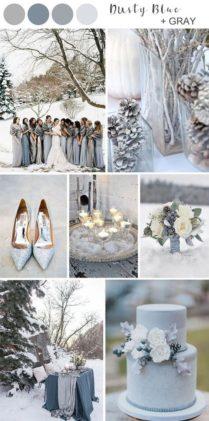 cvet-svadby-zimoj-3-209x421 Цвет свадьбы зимой, картинка, фотография