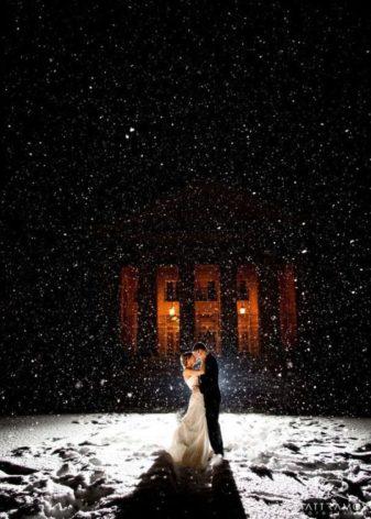 krasivaya-svadba-zimoj-20-337x472 Красивая свадьба зимой, картинка, фотография