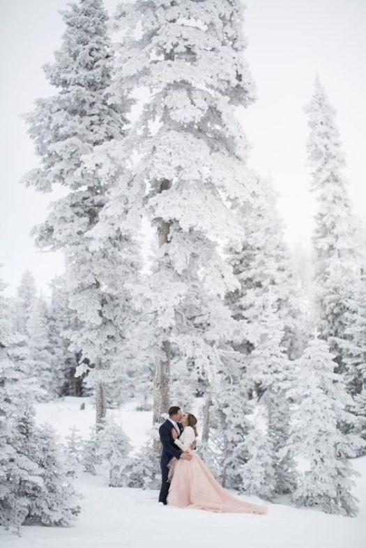 svadba-zimoj-fotosessiya-10-525x787 Свадьба зимой фотосессия, картинка, фотография