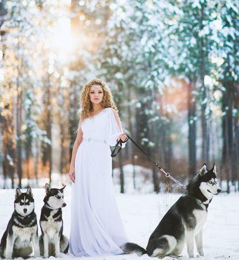 svadba-zimoj-fotosessiya-3-493x536 Свадьба зимой фотосессия, картинка, фотография