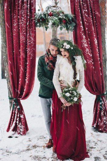 svadba-zimoj-fotosessiya-4-351x526 Свадьба зимой фотосессия, картинка, фотография