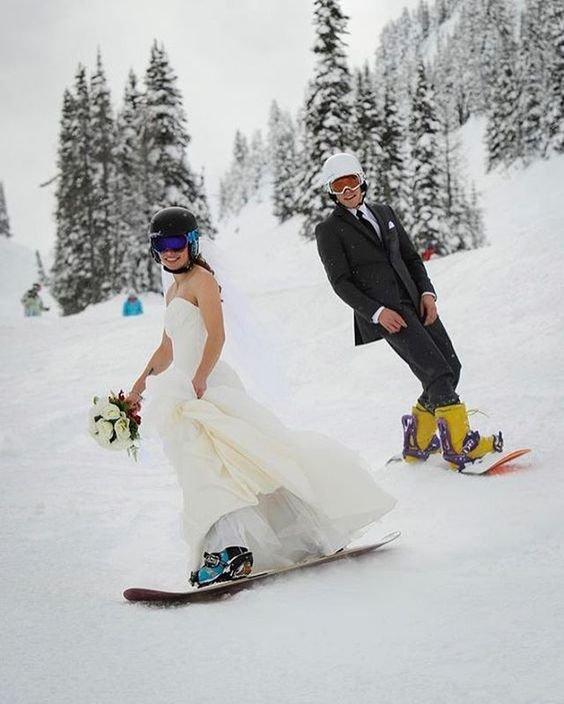 svadba-zimoj-fotosessiya-8 Свадьба зимой фотосессия, картинка, фотография