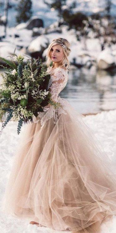 svadba-zimoj-plyusy-10-373x747 Свадьба зимой: плюсы, картинка, фотография