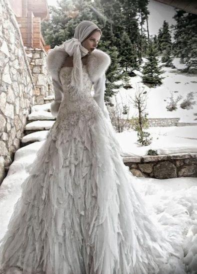 russkaya-svadba-zimoj-10-394x546 Русская свадьба зимой, картинка, фотография