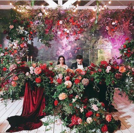russkaya-svadba-zimoj-6-457x455 Русская свадьба зимой, картинка, фотография