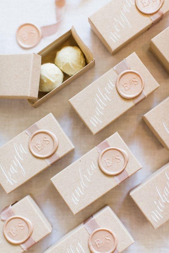сувениры на свадьбу для гостей
