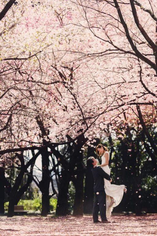 svadba-vesnoj-25-512x768 Свадьба весной, картинка, фотография