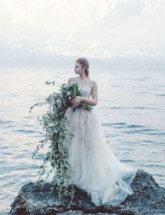 oformlenie-svadby-v-morskom-stile-11-235x307 Оформление свадьбы в морском стиле, картинка, фотография