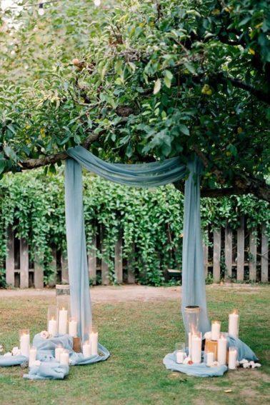 oformlenie-svadby-v-morskom-stile-17-378x567 Оформление свадьбы в морском стиле, картинка, фотография