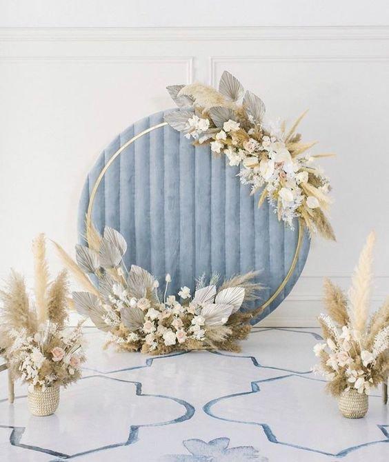 oformlenie-svadby-v-morskom-stile-21 Оформление свадьбы в морском стиле, картинка, фотография