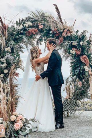 oformlenie-svadby-v-morskom-stile-22-321x481 Оформление свадьбы в морском стиле, картинка, фотография