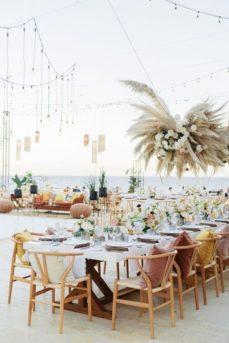 oformlenie-svadby-v-morskom-stile-26-229x343 Оформление свадьбы в морском стиле, картинка, фотография
