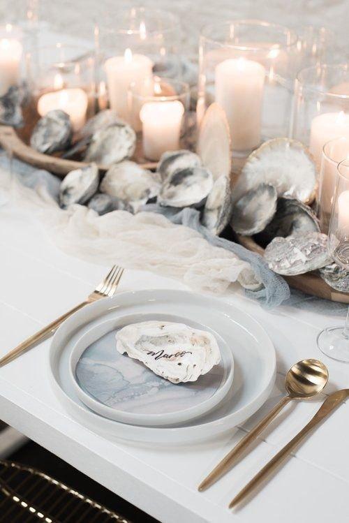 oformlenie-svadby-v-morskom-stile-30 Оформление свадьбы в морском стиле, картинка, фотография